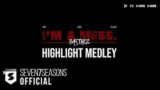 블락비 바스타즈(Block B BASTARZ) 3rd Mini Album [I'm a mess.] HIGHLIGHT MEDLEY