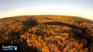 Aerial Views of Northern Wisconsin
