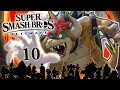 GIGA BOWSERS Lavaschloss 👊 SUPER SMASH BROS. ULTIMATE #10