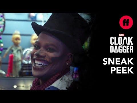 Marvel's Cloak & Dagger Season 2, Episode 8   Sneak Peek: Tandy Makes A Bargain   Freeform