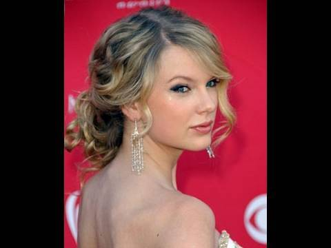 Taylor Swift Hair Updo Howto video