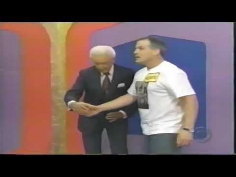 Scott Tennant on The Price Is Right - 2-16-07