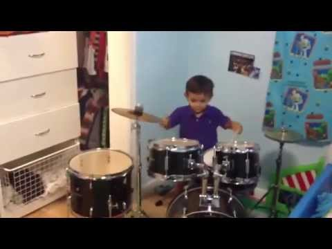 dxp junior drum kit instructions