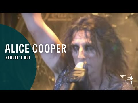 Alice Cooper - School's Out (Live @ London, 2000)