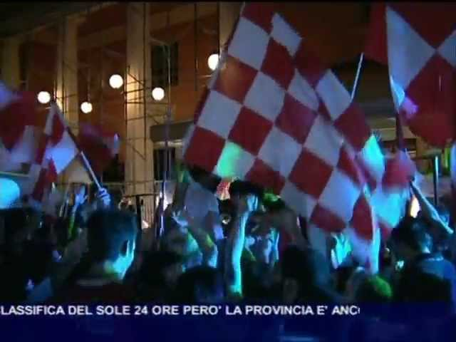 Lecce - Carpi - video1