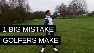 BIGGEST MISTAKE GOLFERS MAKE WHEN LEARNING THE GOLF SWING