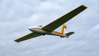 Learn to fly 1-26 glider landing what you need to know TSA Roy Dawson video