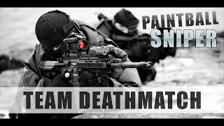 PAINTBALL SNIPER - CQC DMR ACTION - Shooting Cheaters!
