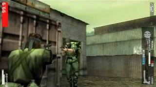 Metal Gear Solid - Peace Walker Video Game Review - Game Trailers & Videos.flv