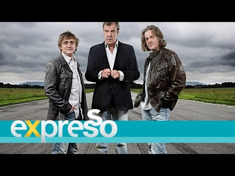 TOP GEAR FESTIVAL:  Interview with Jeremy Clarkson, Richard Hammond, James May live from Durban