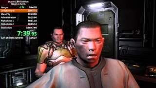 Doom 3 BFG Speedrun in 1:27:24