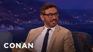 "Al Madrigal Explains The Meaning Behind ""Shrimpin' Ain't Easy""  - CONAN on TBS"