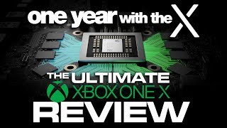 The ULTIMATE Xbox One X REVIEW - One Year Later is it Worth Buying? - Colteastwood