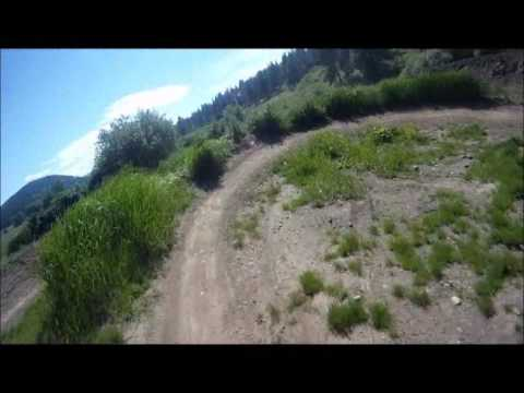 Epic dirtbike riding in Cle Elum, WA