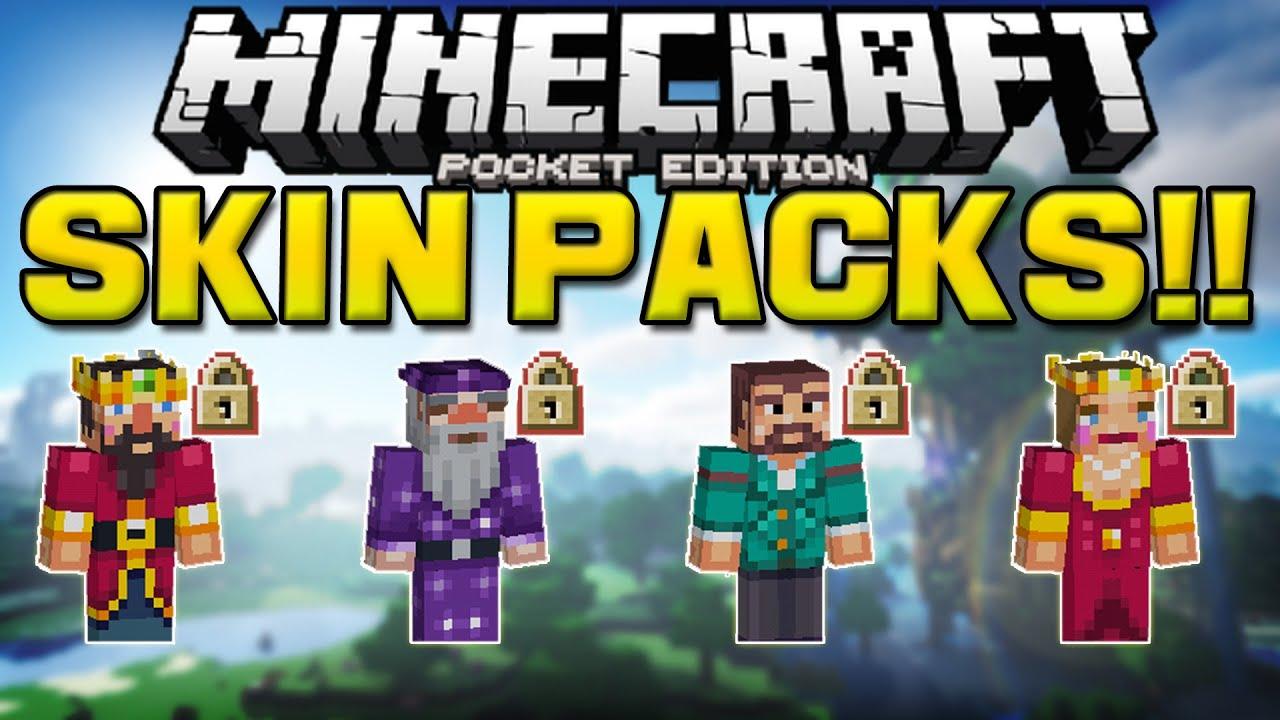 0.11.1 Skin Packs Beta