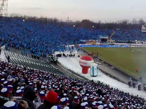 28.02.2009 Ruch-Górnik Stadion Śląski Wielkie Derby Cz IV