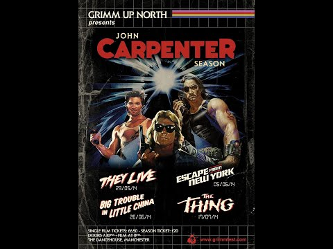 Cinema Cool Tribute To John Carpenter