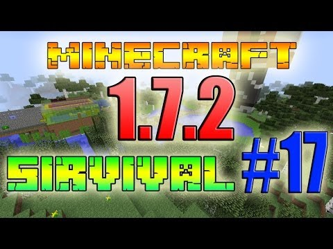Minecraft 1.7.2 Выживание #17-I believe i can fly