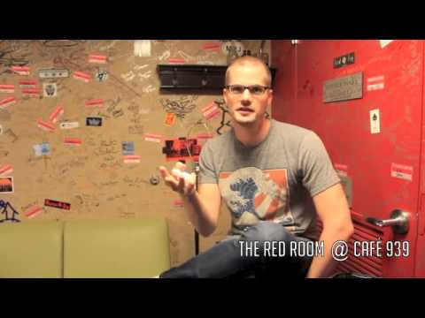 Artist interview with Jay Brannan at The Red Room @ Cafe 939