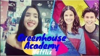 Greenhouse Academy  Comentário/opinião    Nova série da Netflix