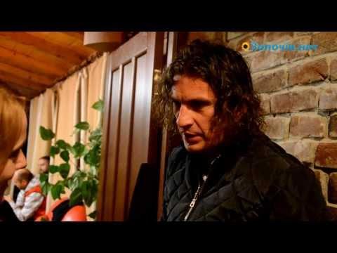 Ексклюзивне інтерв'ю Скрябіна
