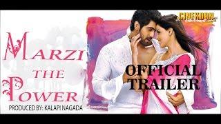 Marzi the Power (Naa Ishtam) Hindi Trailer (HD)