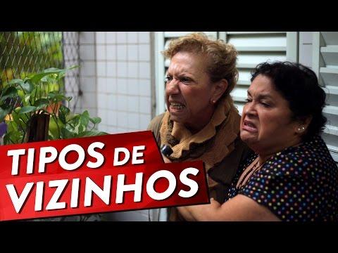 TIPOS DE VIZINHOS Pt. 2