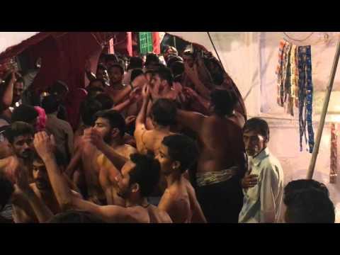 Agra india Pursa 3 Jamadiussani 1437 Tere Gham me Beemar hoon may Part 2