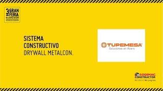 Resistencia en los tijerales del sistema constructivo Drywall Metalcon