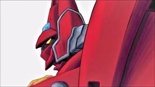 Panzer World Galient OST - 勇戦ガリアン (SRW BX ver.)