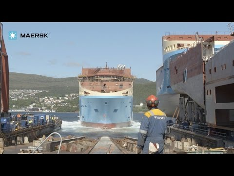 Starfish anchor handling tug supply vessels at Kleven Verft ship yard in Norway