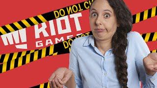 Riot Games under INVESTIGATION for Gender Discrimination! (WTF!)