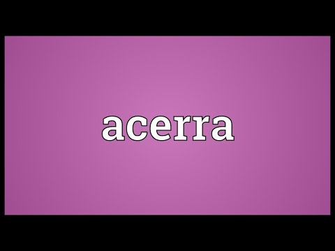 Header of Acerra