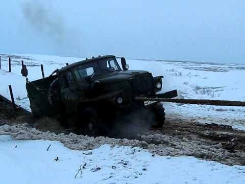 Зимник Усинск