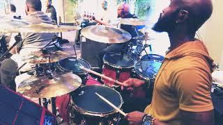 Zacardi Cortez /w MIKE HUNTER JR on drums!! Entering FONK NATION with Cardi!! NYE SERVICE2018!!