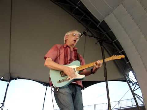 Bill Kirchen&The Hammer of the Honky Tonk Gods plays Charlottesville (July 18, 2009)