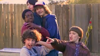 Stranger Things Cast Best Funny Moments