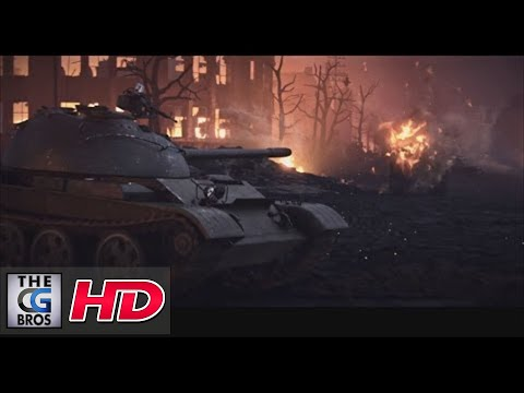 CGI 3D GameTrailer HD: World Of Wartanks All by RealtimeUK