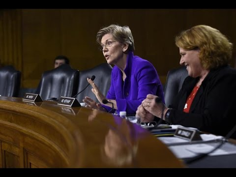 Elizabeth Warren Grills Janet Yellen on Dodd-Frank Enforcement