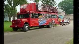 Team Buses of Ragbrai