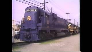 NS Roanoke, VA & Transportation Mueseum June 18, 1994