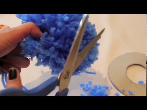 Aprender a tejer: Cómo hacer gorro de lana punto de arroz DIY