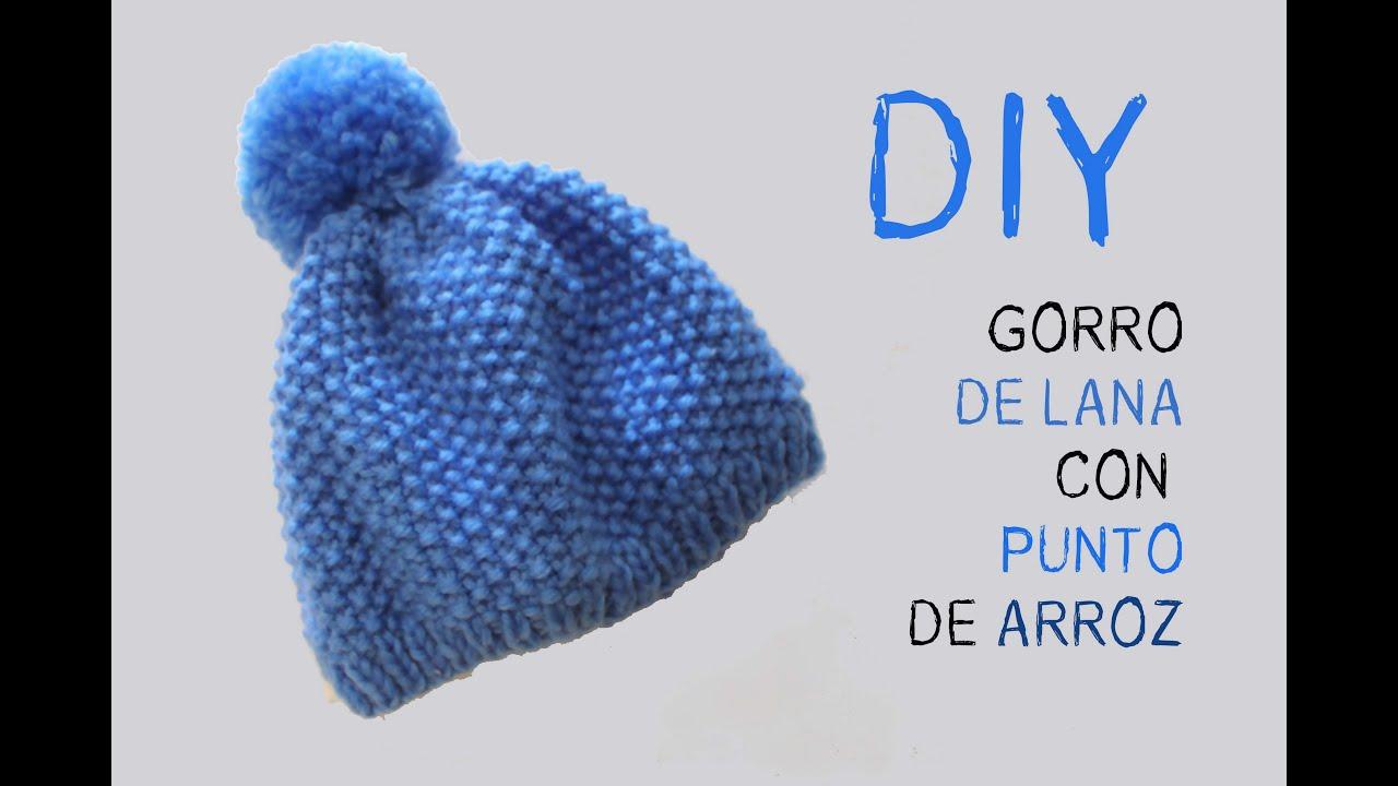 Como Tejer Gorros De Crochet Para Bebe