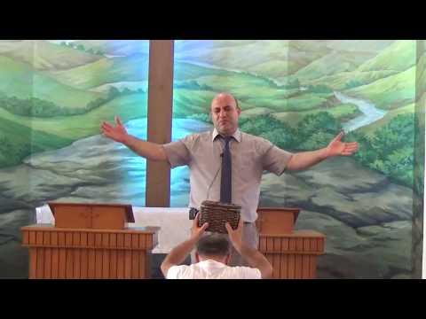 Bereket Duası -  2017 Temmuz 23 - K. Atılmış - B20170723