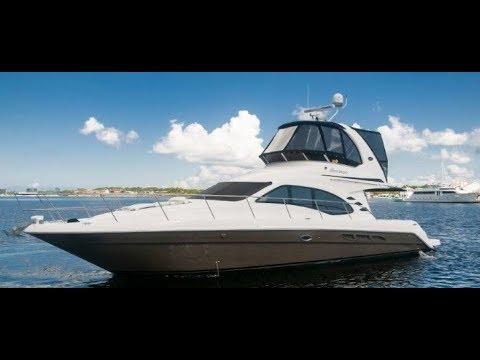 2006 Sea Ray 44 Sedan Bridge For Sale at MarineMax Panama City Beach