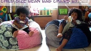 (21.0 MB) How to Make a Bean Bag Chair- Child Size & GIVEAWAY! Mp3