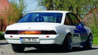 #OPEL MANTA GTE IN 1983 #SUPER #TUNING
