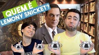 Quem é Lemony Snicket?   ENTENDENDO DESVENTURAS