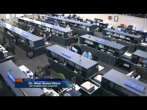 ISS Update: Students Test Their Satellite Control Skills -- 01.10.13