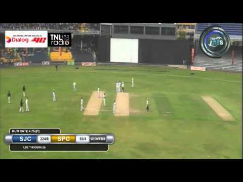 40th Joe-Pete Limited Over Cricket Encounter - Last Innings